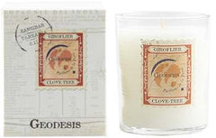Geodesis Clove Tree 200gm Scented Candle - Hampton Court Essential Luxuries