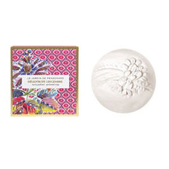Fragonard Le Jardin Heliotrope Ginger Individual Soap - Hampton Court Essential Luxuries