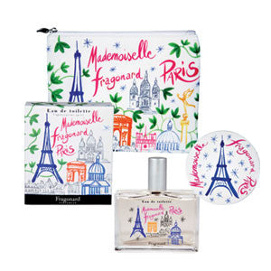 Fragonard Mademoiselle Paris Natural Spray