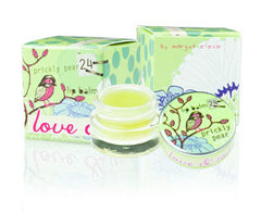 Love & Toast Lip Balm - Prickly Pear - Hampton Court Essential Luxuries