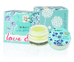 Love & Toast Lip Balm - Star Anise
