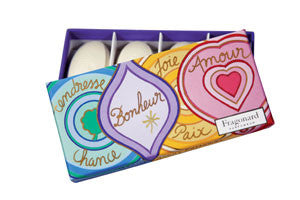 Fragonard Love & Happiness Boxed Soap