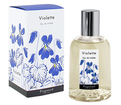Fragonard The Naturelles Violette Eau de Toilette - Hampton Court Essential Luxuries