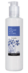Fragonard The Naturelles Violet Body Lotion - Hampton Court Essential Luxuries