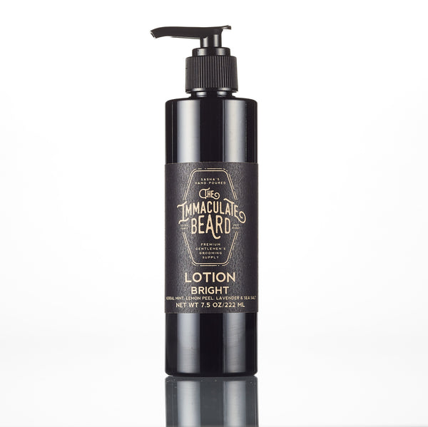 The Immaculate Beard - Body Lotion - DARK