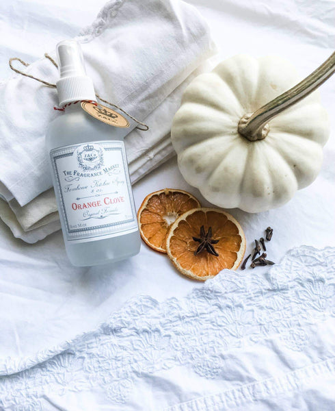 Z&Co. Orange Clove Farmhouse Collection Room/Linen Spray