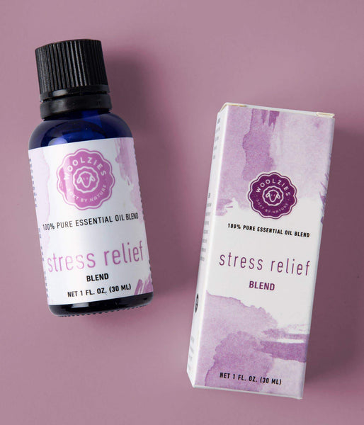 Woolzies Stress Relief Blend Essential Oil