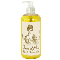 La Bouquetiere Ambre et Mure Gentle Body Wash