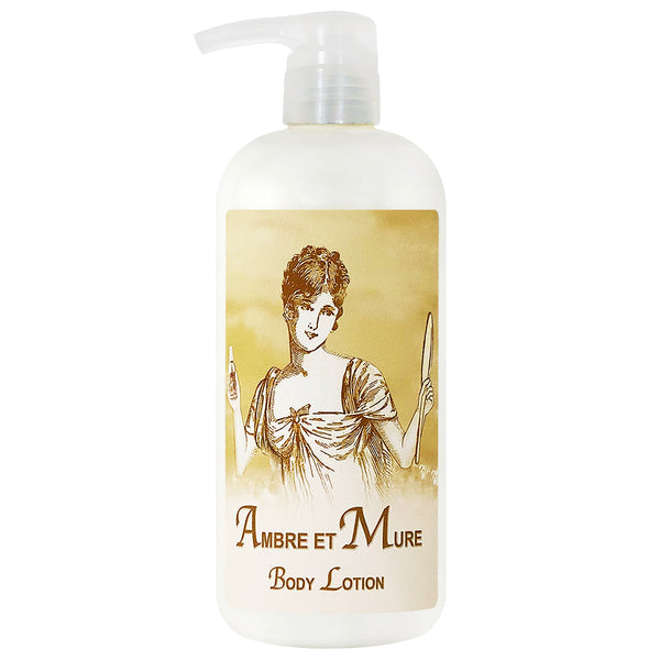 La Bouquetiere Ambre et Mure Body Lotion