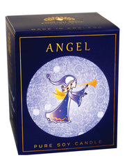 The English Soap Co. Angel Pure Soy Candle