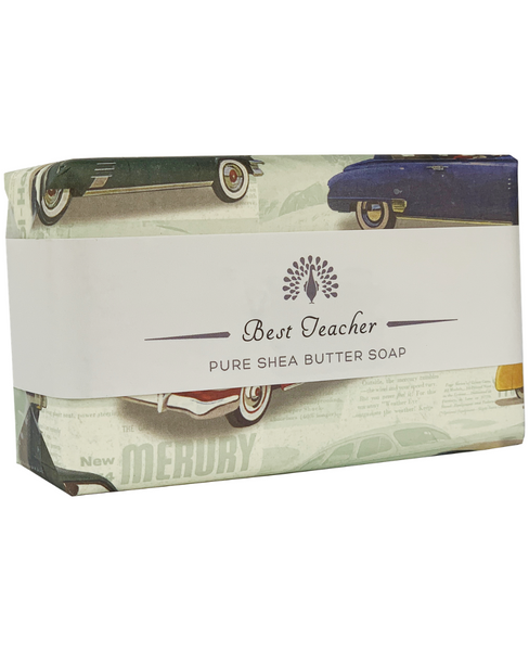 The English Soap Co. Best Teacher Special Occasion Soap