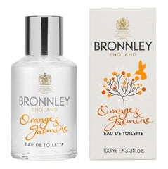 Bronnley Orange & Jasmine Eau Fraiche