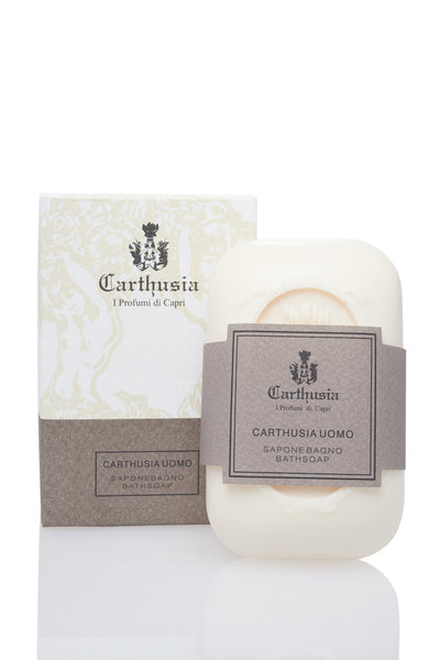 Carthusia Uomo Soap