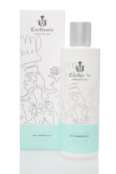 Carthusia Via Camerelle Body Lotion