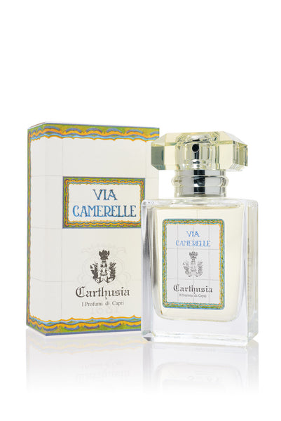 Carthusia Via Camerelle Eau de Toilette - 50ml