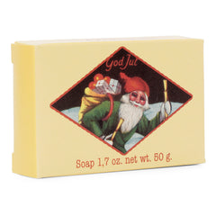 Victoria Scandinavian Merry Christmas Soap - Elf with Preseents