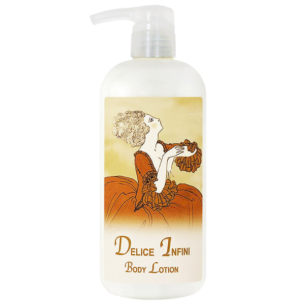 La Bouquetiere Delice Infini Body Lotion
