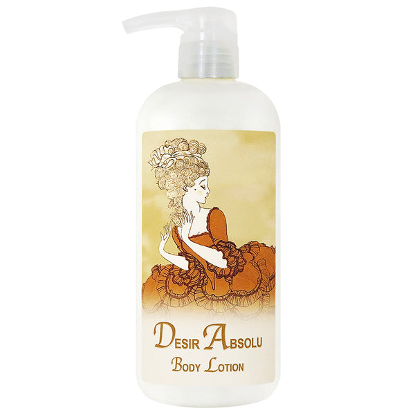 La Bouquetiere Desir Absolu Body Lotion