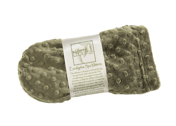 Sonoma Eucalyptus Spa Green Dot Spa Mittens