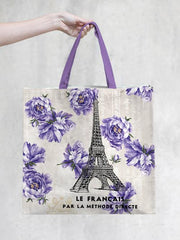 TokyoMilk Tote Bag - French Kiss Market Tote