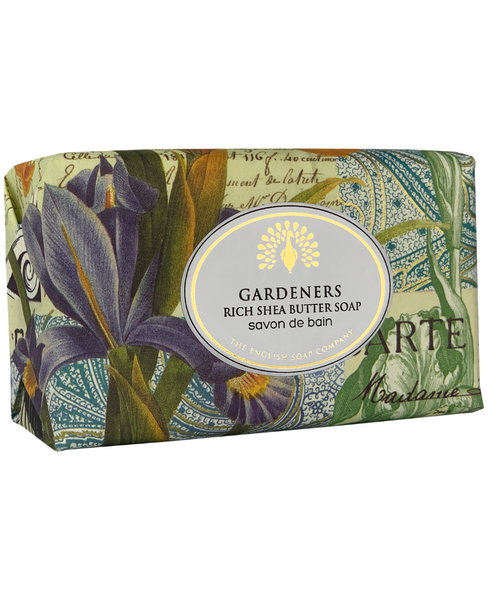 The English Soap Co. Gardeners Vintage Italian Wrapped Soap