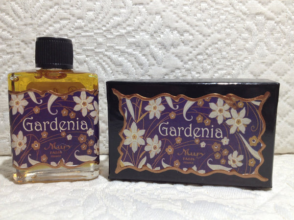 Seventh Muse Fragrant Oil - Gardenia