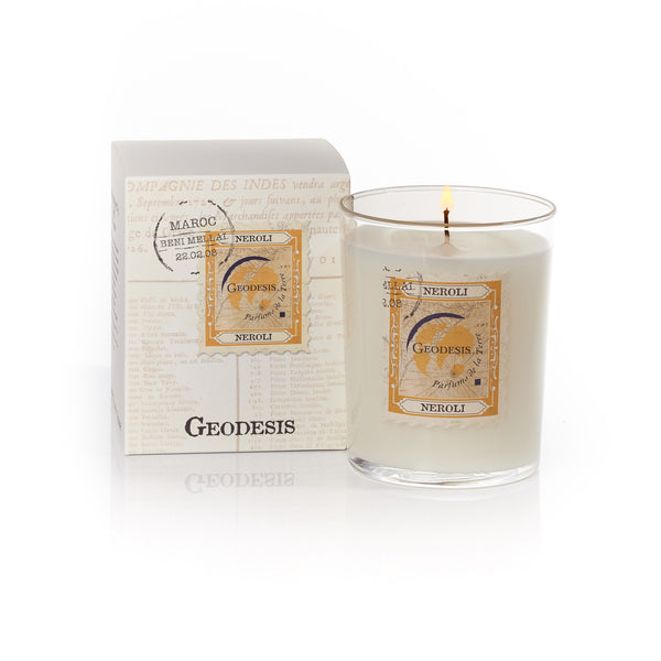 Geodesis Neroli 220gm Scented Candle