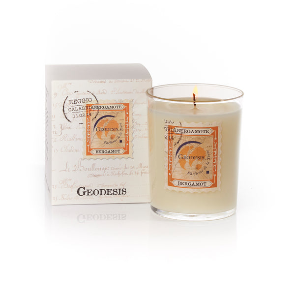 Geodesis Bergamot 220gm Scented Candle