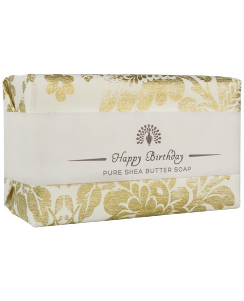 The English Soap Co. Happy Birthday Lavender Occasion Soap