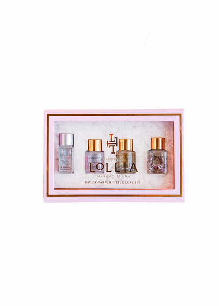 Lollia Eau De Parfum Little Luxe Gift Set