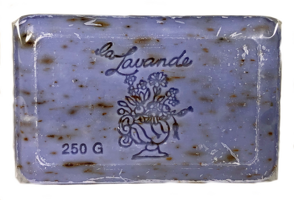 La Lavande Lavender Flower Soap - 250gm