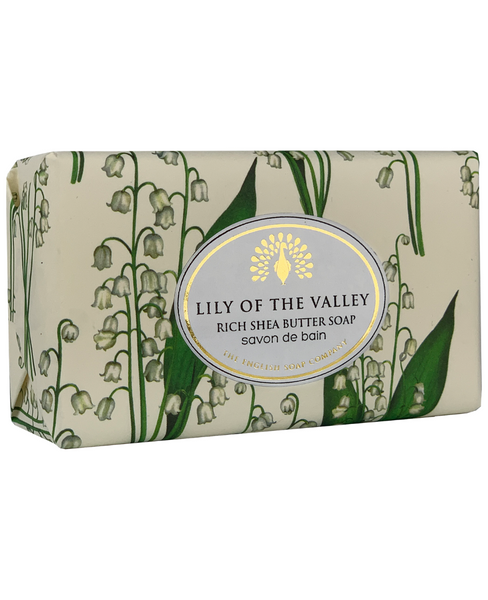 The English Soap Co. Lily of The Valley Vintage Wrapped Soap
