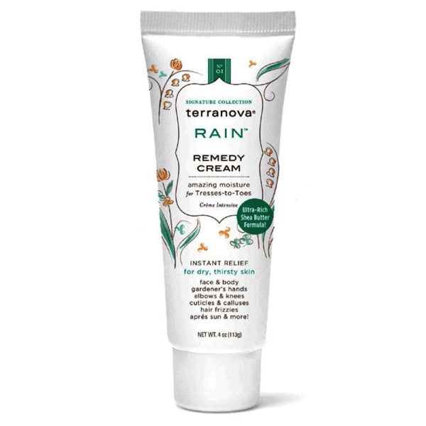 Terra Nova Rain Remedy Cream Amazing Moisture For Tresses-To-Toes