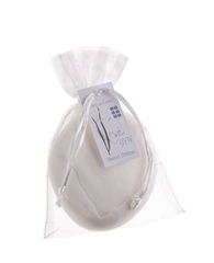 Place des Lices Matin d' Ete-Cobblestone Soap Fabric Bag - 200gm