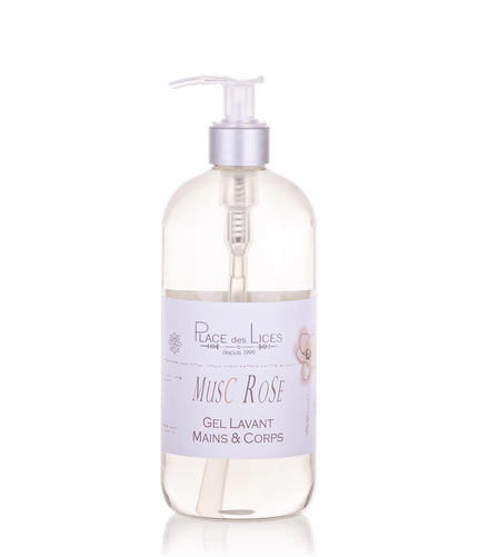 Place des Lices Musc Rose Washing Gel 500ml