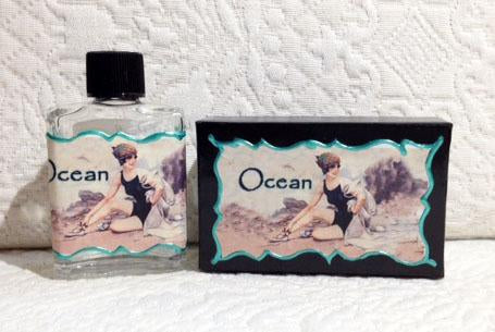 Seventh Muse Fragrant Oil - Ocean