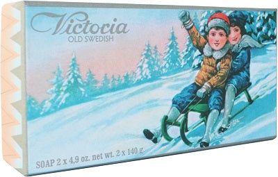 Victoria Swedish Christmas Soaps - Christmas Kids