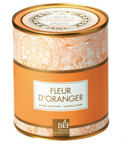 Bougies la Francaise Boudoir Orange Blossom Scented Candle