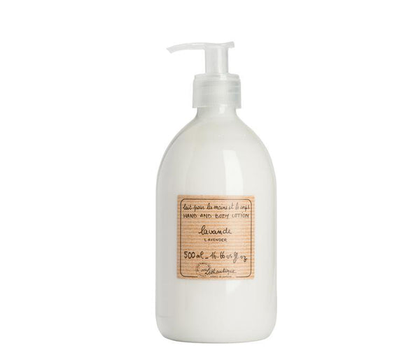 Lothantique Lavender Hand & Body Lotion - 500ml