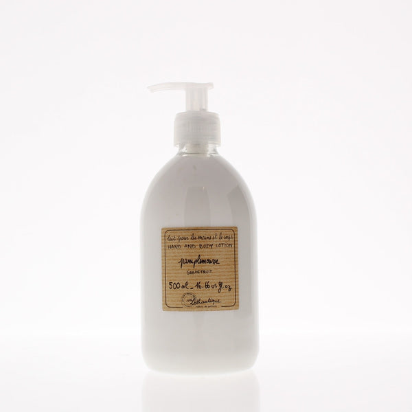 Lothantique Pamplemousse Grapefruit Body Lotion 500ml