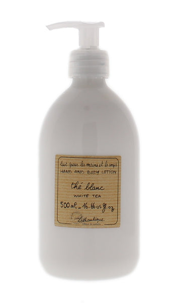 Lothantique White Tea Body Lotion - 500ml