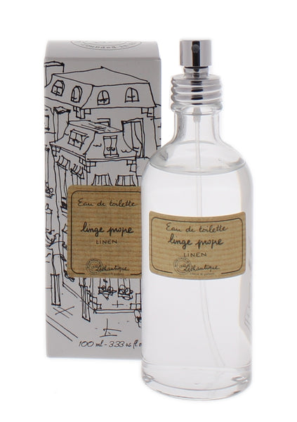 Lothantique Linen EDT White Package