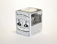 Penn Chemists Classic Candle - Cut & Shave