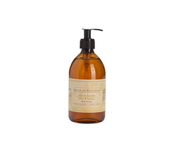 Belle de Provence Olive & Verbena Liquid Soap - Hampton Court Essential Luxuries