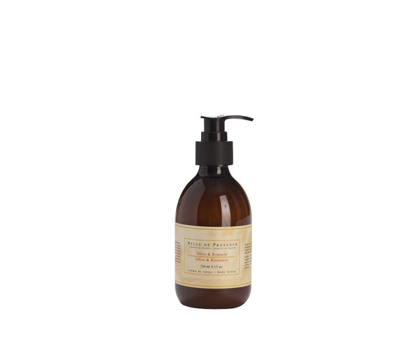 Belle de Provence Olive & Rosemary Body Lotion