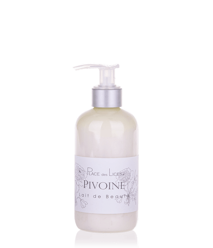 Place des Lices Peony Body Milk