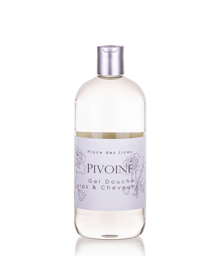 Place des Lices Peony Hair & Body Shower Gel
