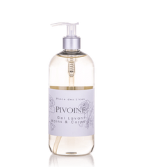 Place des Lices Peony Washing Gel 500mls