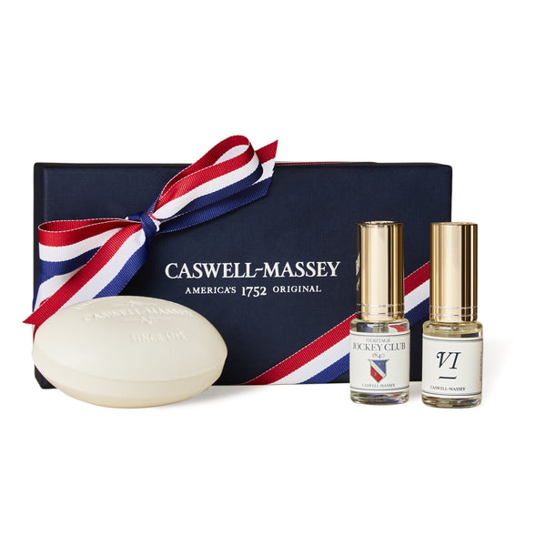 Caswell-Massey Heritage Presidential Gift Set