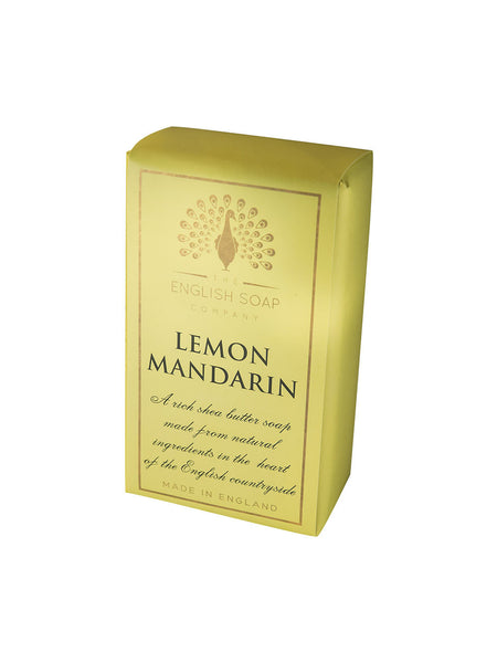 The English Soap Co. Pure Indulgence Lemon Mandarin Soap